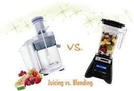 Juicing vs blending debate